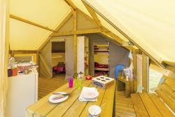 Huuraccommodatie - Bungalow - Camping Le Calatrin