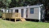 Rental - Mobile Home 3 Bedrooms - Camping KERGO