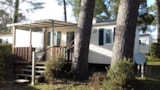 Rental - Mobilhome 1 chambre 2 personnes - Camping KERGO