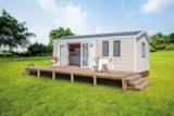 Rental - Mobile-Home 2 Bedrooms Confort - Camping KERGO