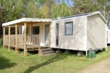 Rental - Mobile Home 3 Bedrooms Sheltered Terrace - Camping KERGO