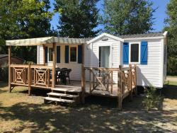 Mobil-Home 3 Ch. Grand Confort