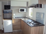 Rental - Mobil-home eco 4 people - Camping LA FORET***