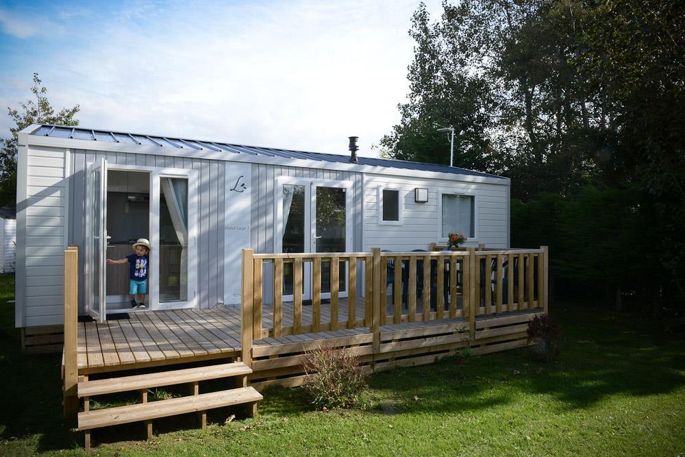 Rental   Mobile Home   Camping LA FORET***