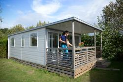 Mobil-Home 4 Personnes Terrasse Couverte Confort - 27M² - 2 Chambres