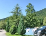 Pitch - Nature Package (1 tent, caravan or motorhome / 1 car) - Flower Camping VERTE VALLEE