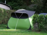 Pitch - Trekking Packages : 1 Tent without electricity - Flower Camping VERTE VALLEE