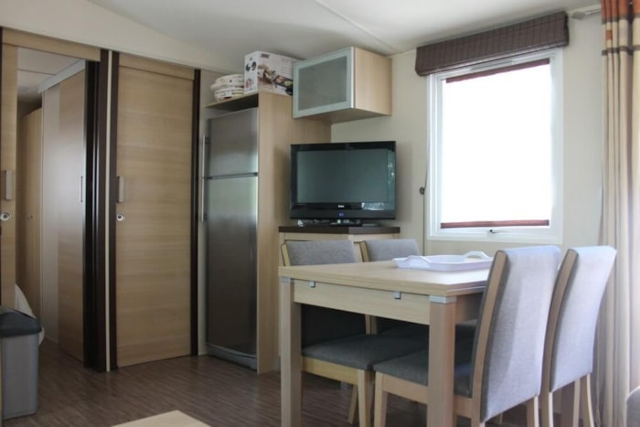 Mobil Home Grand Confort Plus 2 Chambres - P01