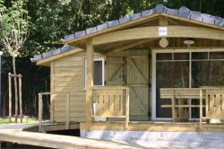 Chalet Titan 2 bedrooms - 35m² - adapted to the people with reduced mobility
