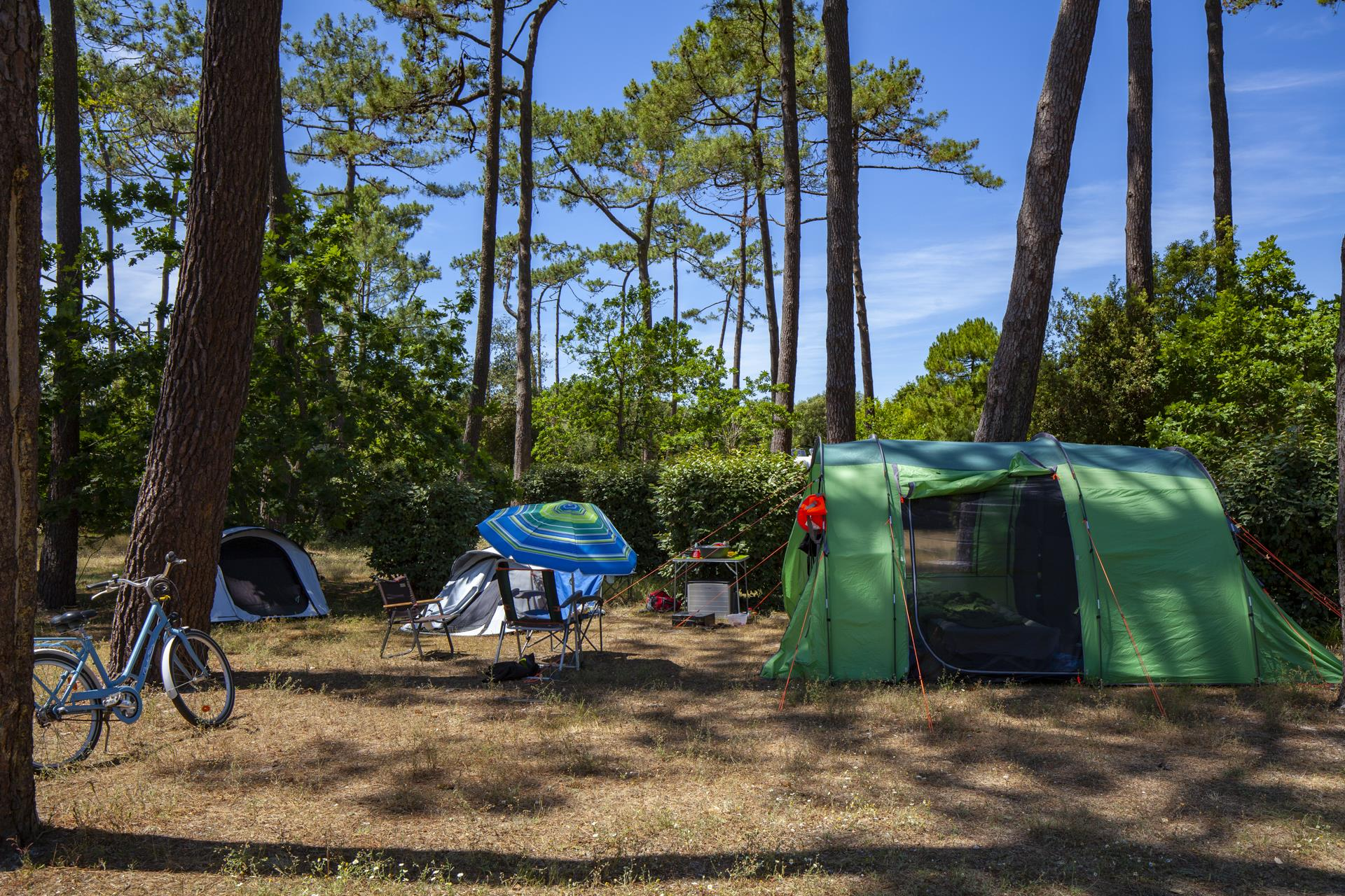 Emplacement - Emplacement Camping-Car ** - Camping Sandaya Soulac Plage