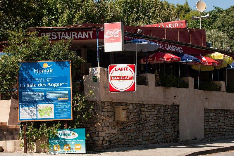 Services & amenities Homair - La Baie des Anges - La Ciotat