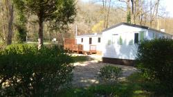 Rental - Mobile-home SUPER MERCURE 2 bedrooms  29m² - Camping d'Auberoche ***