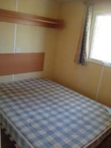 Rental - Mobile-home SUPER MERCURE 2 bedrooms  29m² - Camping d'Auberoche