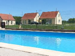 Rental - cottages - Camping d'Auberoche ***