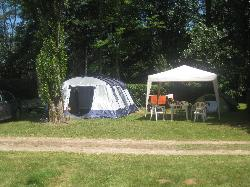Pitch - Location for TENT or CARAVAN - Camping d'Auberoche ***