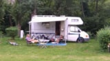 Pitch - Camping-car - Camping d'Auberoche