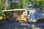 Mobil-home 3 chambres