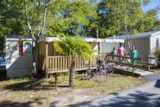 Rental - Mobile-Home 2 Bedrooms - Adapted To The People With Reduced Mobility - CAMPING LA POINTE