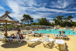 Bathing Camping La Pointe - Capbreton