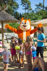 Entertainment organised Camping La Pointe - Capbreton