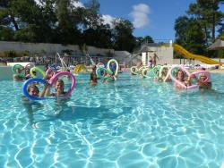 Sport activities Camping La Pointe - Capbreton