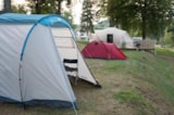 Pitch - Pitch Trekking Package By Foot Or By Bike With Tent - Flower Camping Les Murmures du Lignon