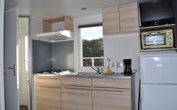 Rental - Mobile-home O'hara - MV2 - 2 bedrooms - E Canicce