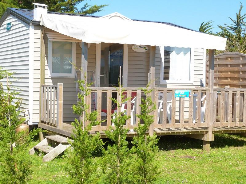 Accommodation - Mobile Home 1 Bedroom 19M² - Camping Les Pérouses