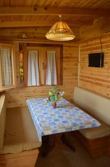 Rental - Caravan with Water and Private Bathroom (No Shower) - Camping Royal