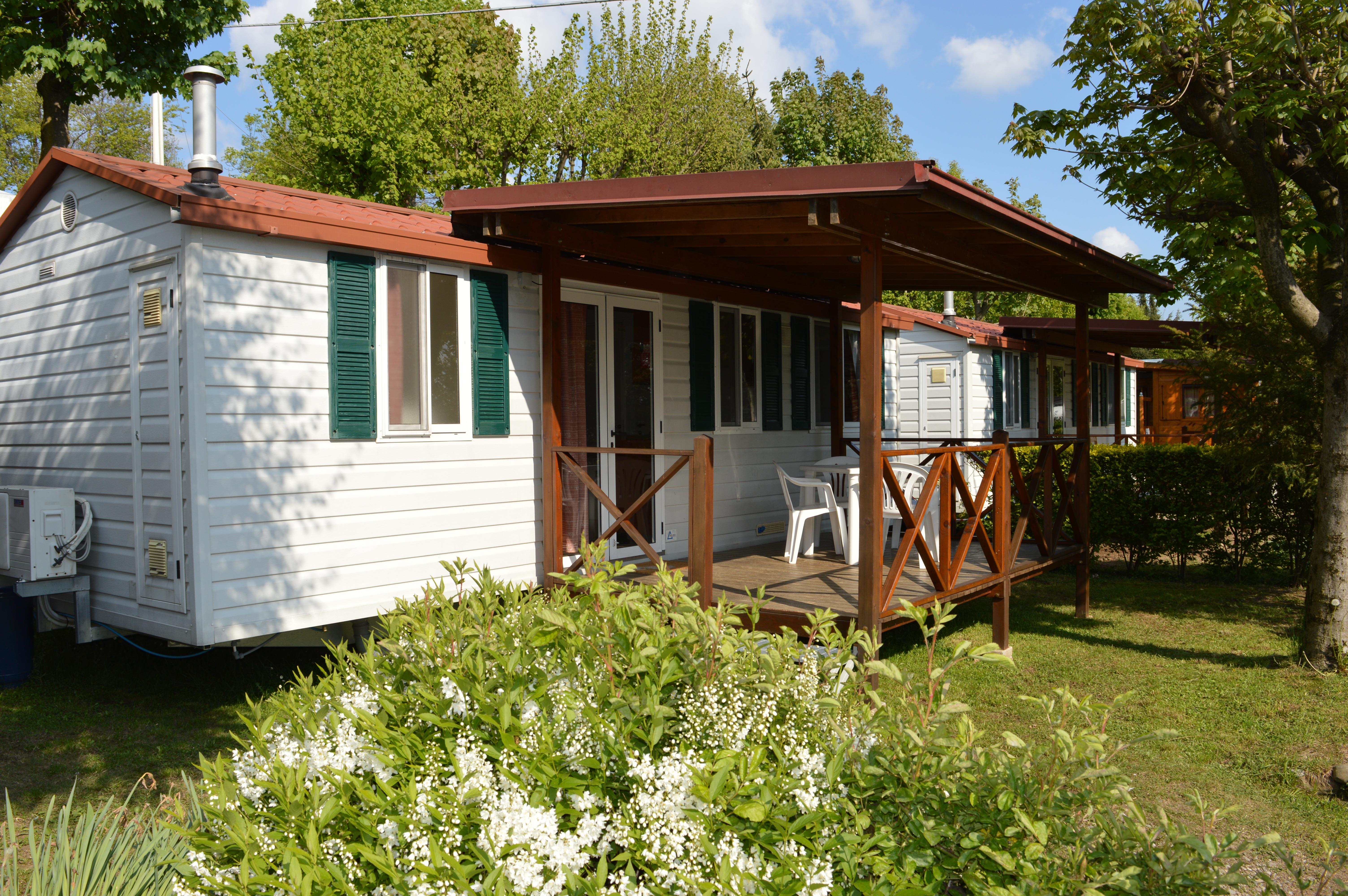 Accommodation - Mobile-Home  Confort - Camping Royal