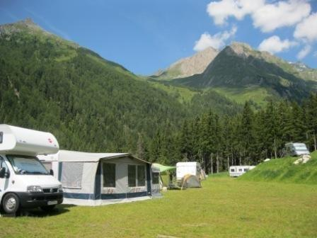 Emplacement - Emplacement - Nationalpark-Camping