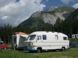 Emplacement - Emplacement confort - Nationalpark Camping Kals