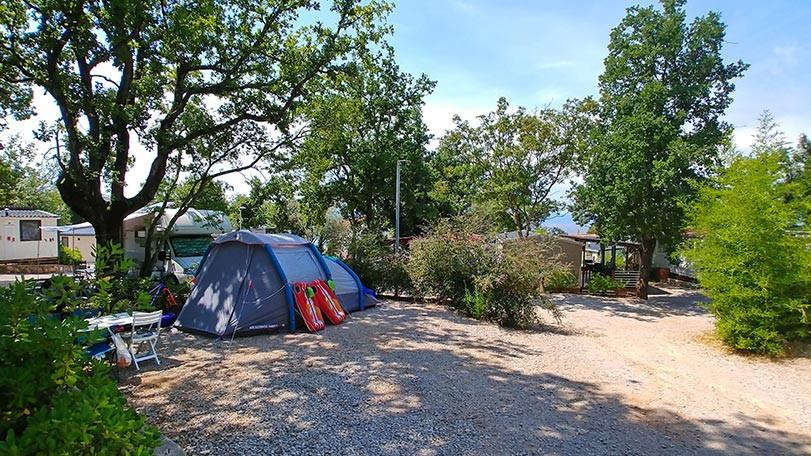 Emplacement - Emplacement Superior Mare - Aminess Atea Camping Resort
