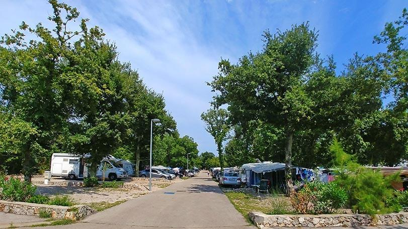 Emplacement - Emplacement Standard - Aminess Atea Camping Resort