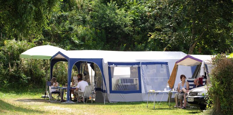 Emplacement - Emplacements - Camping Seewirt