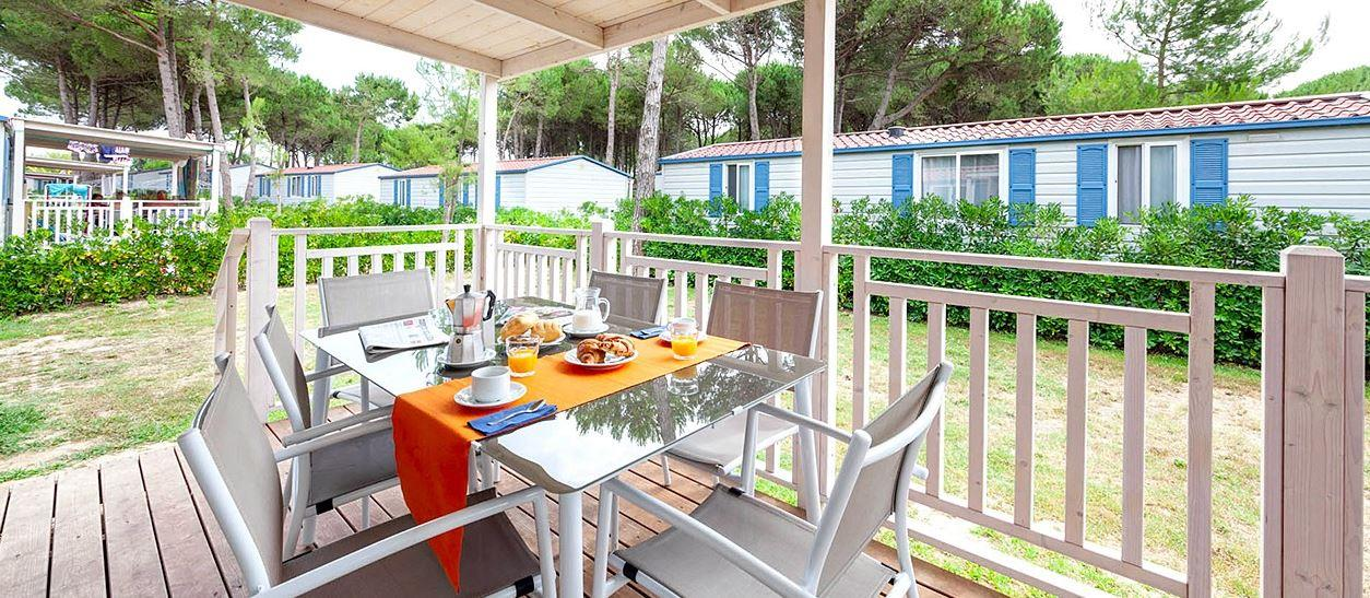 Location - Mobil Home Trend - Camping Pino Mare