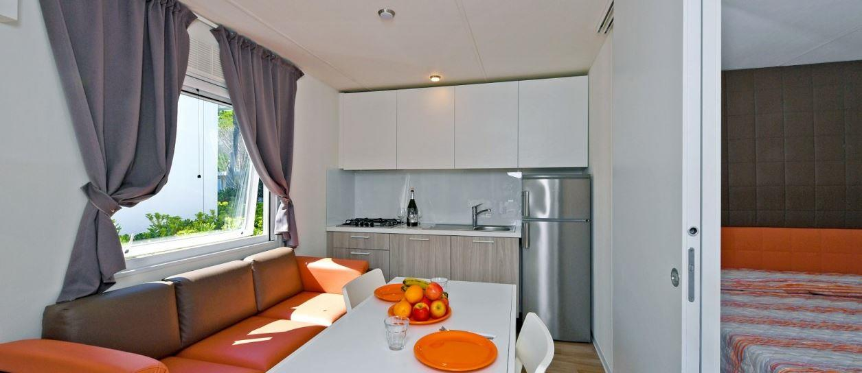 Location - Mobil Home Lodge Suite - Camping Pino Mare
