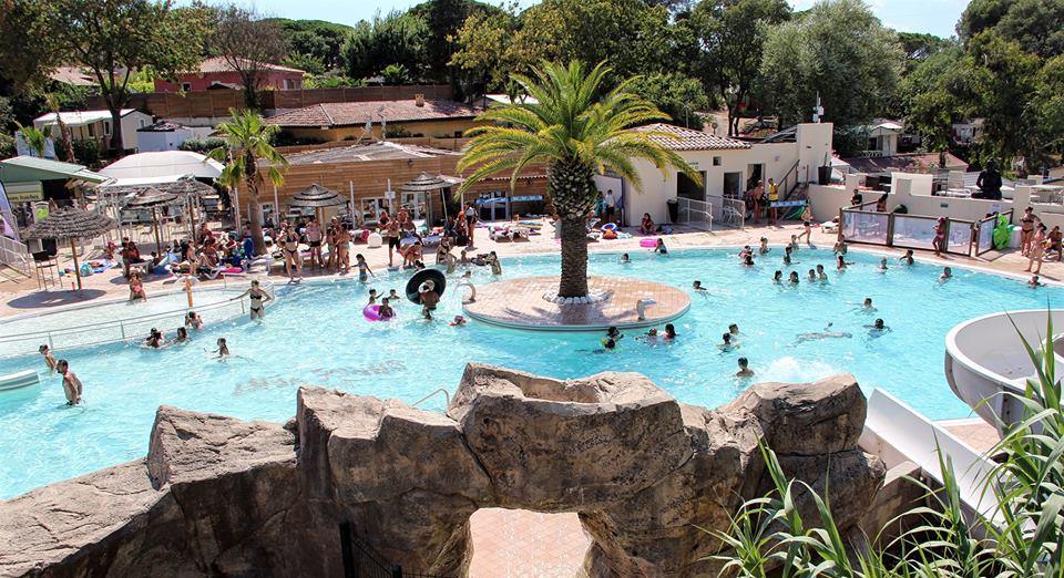 Establishment Camping Site De Gorge Vent - Frejus