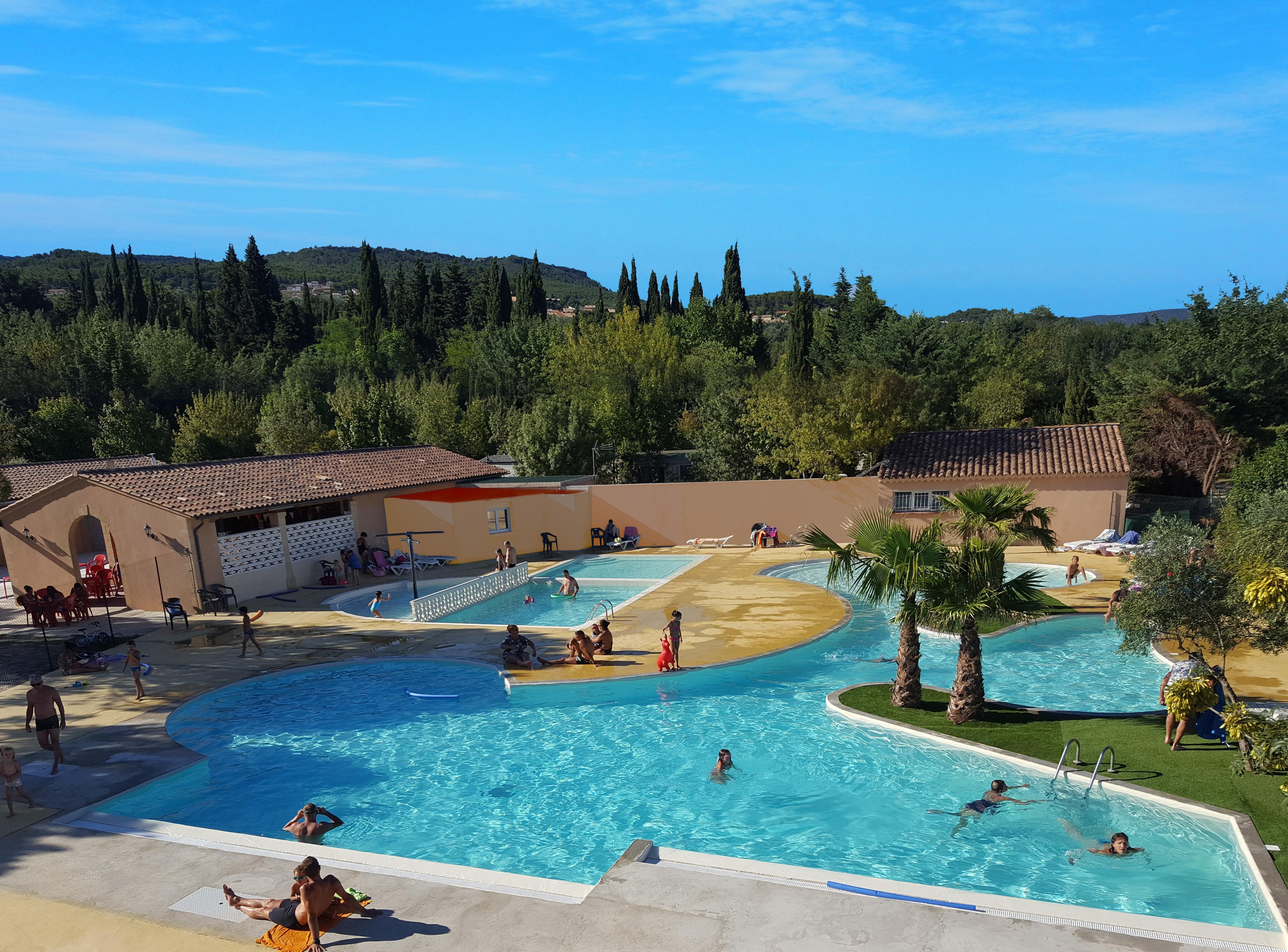 Establishment Camping Le Dolium - Laudun