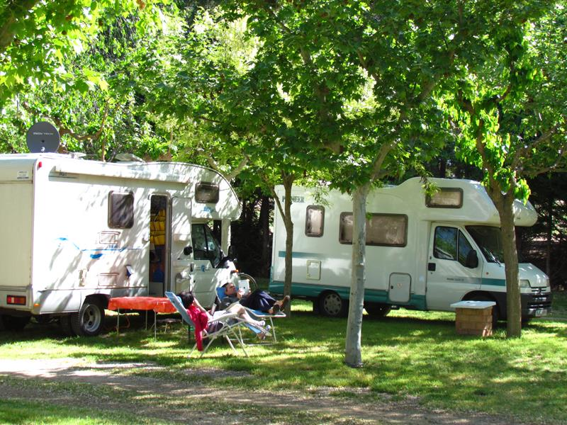 Emplacement - Emplacement - Lake Caspe Camping
