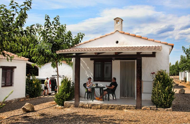 Location - Bungalow 1 Chambre - Lake Caspe Camping