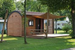 Rental - Family Woodlodge - Freizeitpark Am Emsdeich