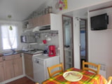 Rental - Mobile-home O'HARA 934 3 bedrooms 2 bathrooms - Camping Les Prairies de L'Etang
