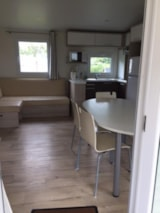 Rental - Mobile-home 3 bedrooms - Camping Les Prairies de L'Etang