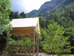 Accommodation - Bivouac - Camping du Signal