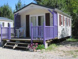 Huuraccommodatie - Mobile-Home 1 Chambre - Camping du Signal