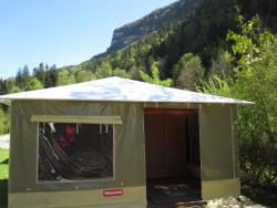 Location - Bungalow Dortoir - Camping du Signal