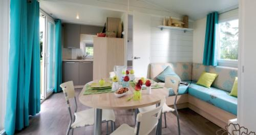 Mobil-home Grand Large 2 chambres 30m²