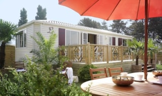 Mobile-home Charleston 2 bedrooms 40m²