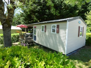 Mobil Home Ophea 25M² / 2 Bedrooms - Sheltered Terrace